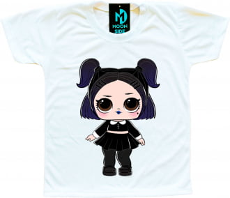 Camiseta Boneca Lol Surprise Dusk